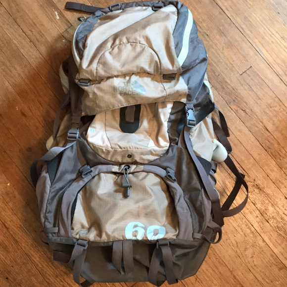 6dae3c18a North Face Crestone 60 Backpack
